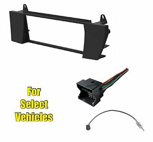 03 08 bmw z4 stereo radio install dash kit wire harness. Black Bedroom Furniture Sets. Home Design Ideas