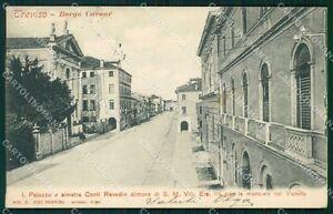 Caricamento Dellu0027immagine In Corso Treviso Citta Borgo Cavour  Cartolina VK1737