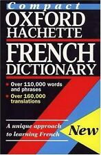 The Compact Oxford French Dictionary-ExLibrary