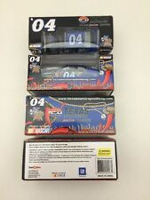 New #04 Texas Motor Speedway Samsung Radio Shack '04 2004 1:64 Die Cast Car NIB