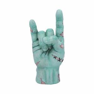 Franken Rock - Frankenstein Hand  Figurine Heavy Metal  Horror Fan