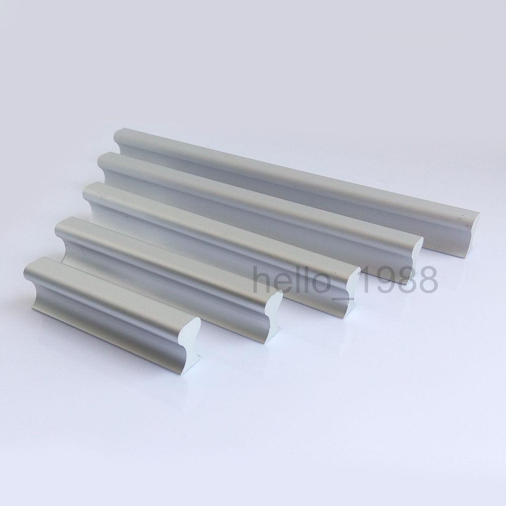 Gold 104mm Kitchen Aluminum Cabinet Door Cupboard Drawer Pull Handle Knob