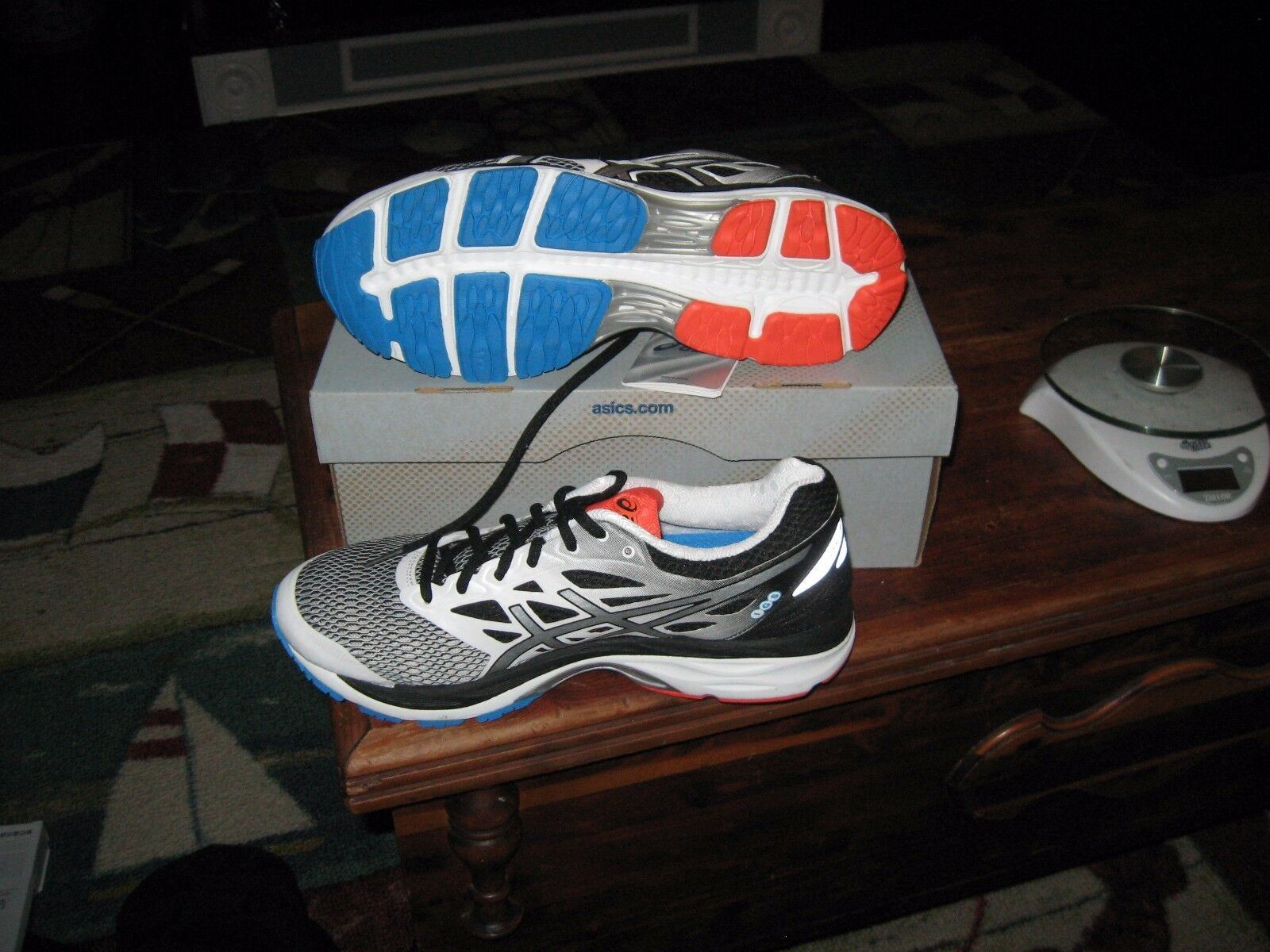 ASICS Men's Gel GT-1000 or  Gel Size - Cumulus Running/Athletic Shoes, Size Gel 8, New in 664c3a