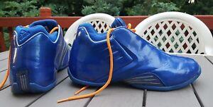 RARE Adidas 2003 TMAC 3 Original T-MAC McGrady NBA All-star US 11 EU 45 1/3