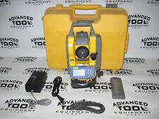 Spectra Ts415 Total Station Transit With Case Battery Charger Amp Data Cable