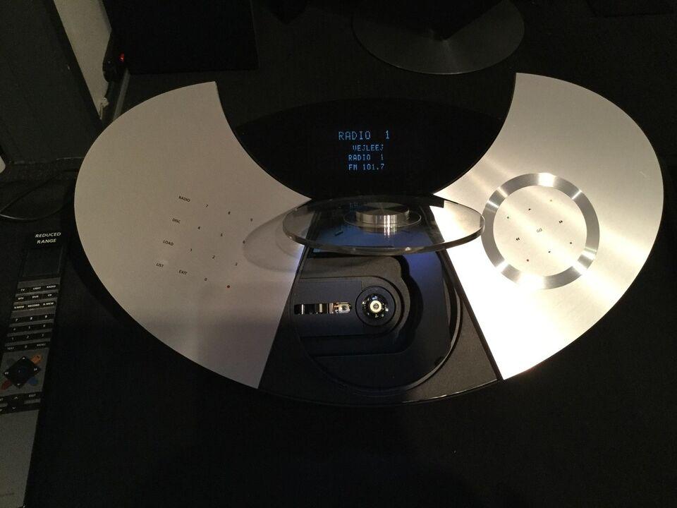 Stereoanlæg, Bang & Olufsen, Beocenter 2