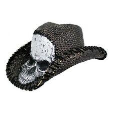 Peter Grimm Contraband Straw Cowboy Hat Brown Mens Peter Grimm