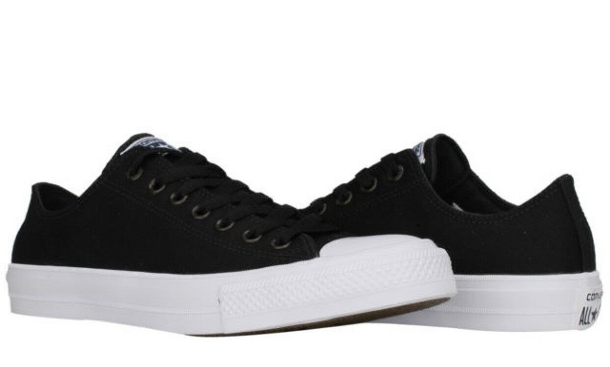 797be86e5 New Converse Chuck Taylor All Star Womens Black Sneakers Size 6 Ox 2  orwzqh2936-Women s Trainers