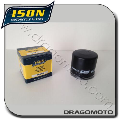 FILTRO OLIO ISON SUZUKI 1400 VS GLP Intruder 2009