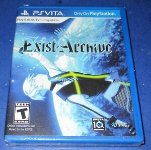 Exist-Archive-The-Other-Side-of-the-Sky-PlayStation-Vita-New-Sealed-Free-Ship