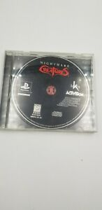 Nightmare-Creatures-Playstation-PS1-Video-Game-NO-Manual
