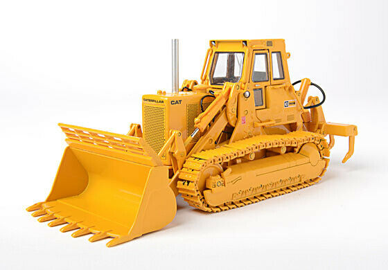 Caterpillar 983B Loader with Cab and Ripper by CCM 1 48 Scale Diecast Model New