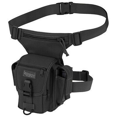 New Authentic Maxpedition Thermite Multi Functional Versipack Black 0401B
