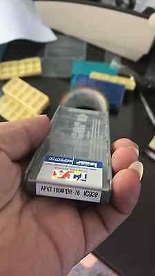 10pcs APKT1135PDER-76 APMT1135 IC928 milling insert R0.8 1135