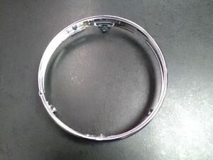 GENUINE-SUZUKI-GSX1400-CHROME-HEADLIGHT-RIM-2002-2007-K2-K7