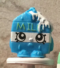 Shopkins Season 1 RARE Spilt Milk blue