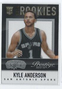2014-15-Panini-Prestige-Mystery-Rookies-16-Kyle-Anderson-RC-Rookie