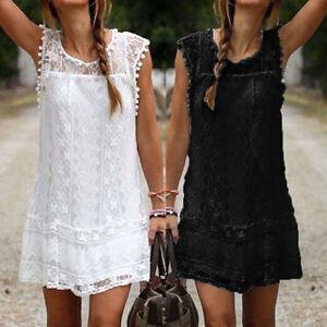 New-Womens-Celeb-Summer-Boho-Beach-Sun-Dress-Kaftan-Mini-Playsuit-Lady-Jumpsuit