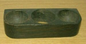 Victrola-wood-needle-cup-holder