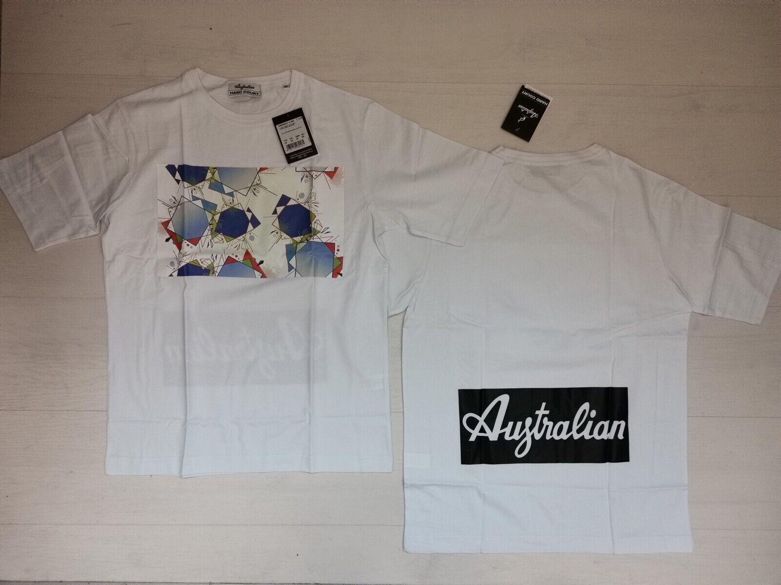 6097 AUSTRALIAN T-Shirt Gabber Hardcore HC Fernandez E9058510 365