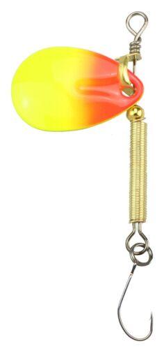 FTM Tornado Spinner verschiedene Farben und Größen Fishing Tackle Max New