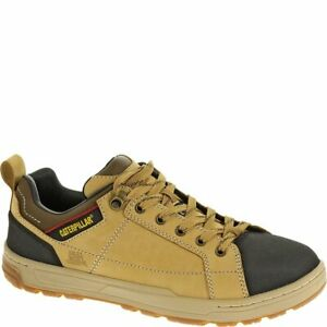 Men-039-s-Caterpillar-Brode-Steel-Toe-Work-Shoes
