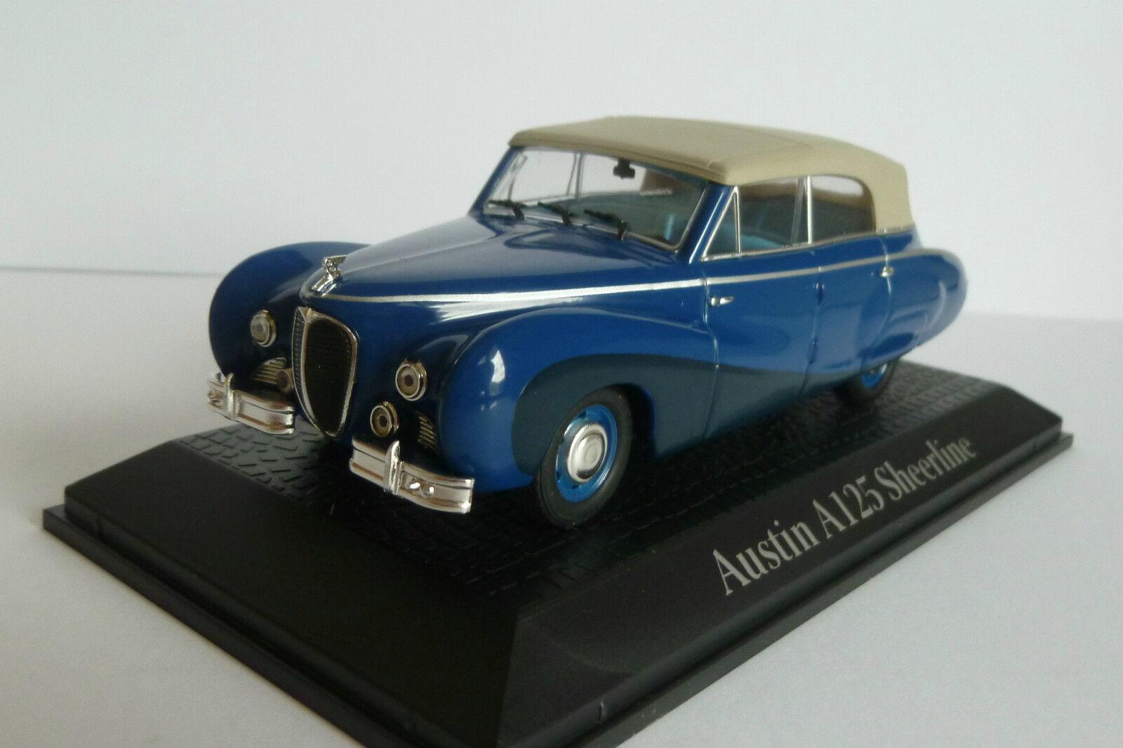 Austin A125 Sheerline, 1 43 IXO Atlas Editions presidential limousine