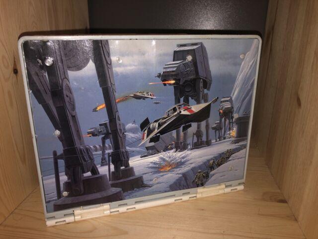 Lot Hasbro/Galoob Star Wars Micro Machines Empire Strikes Back Playset & Pieces