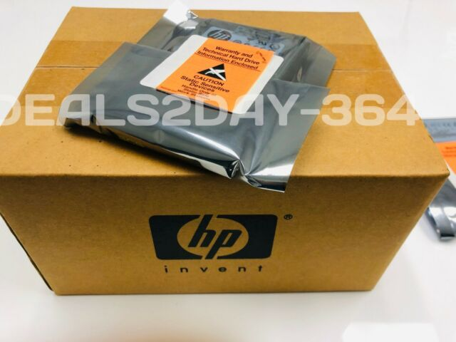 HP 652589-B21 653971-001 900GB 6G SAS 10K 2.5 SC Enterprise HDD
