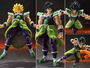SHF-S-H-Figuarts-DBZ-Dragon-Ball-Z-Super-Saiyan-Broly-Action-PVC-Figure-18cm