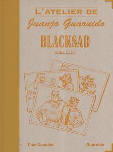 Blacksad-Amarillo-Guarnido-TL-Edition-originale-numerotee-et-signee-neuf