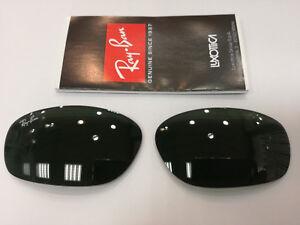 Lunettes-Rechange-Ray-Ban-Rb4115-601s-71-Vert-G15-Rechange-Lenses-Lenti-Verres