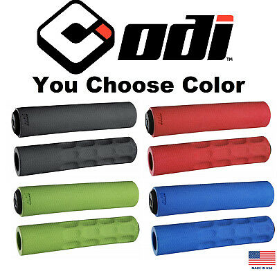 Choose Color ODI F-1 Series Vapor A.I.R.E Grips Comfort MTB XC DH Hybrid Bike