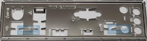 ASUS I//O IO SHIELD BLENDE BRACKET TUF B360-PRO GAMING WI-FI ORIGINAL