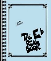 The Eb Real Book, Sixth Edition By , (plastic Comb), Hal Leonard , New, Free Shi on sale