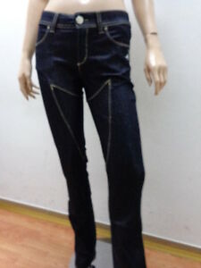 Oo Jeans OLD OUT Basic Strech Stitching Int.coscia 4001750002