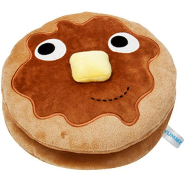"""kidrobot YUMMY WORLD 10"""" Short Stack PANCAKES  Deluxe PLUSH Collectible Cute!"""