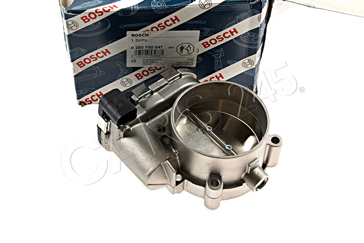 Bosch 0280750047 OEM Throttle Body for 2001-2012 Audi Volkswagen VW V8 4.2L