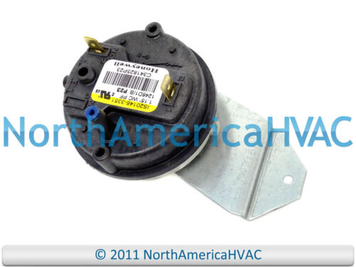 OEM Trane American Standard Furnace Air Pressure Switch SWT02522 SWT2522 1.15/""