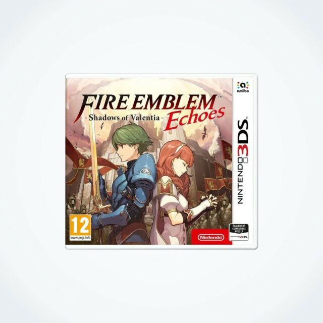 FIRE EMBLEM ECHOES : Shadows of Valentia sur 3DS / Neuf / Sous Blister / VF