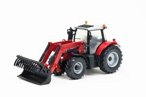 43082A1-Britains-Massey-Ferguson-6616-Tractor-Farm-Vehicle-1-32-Scale-Boy-Age-3