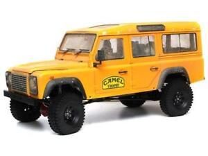 Boom Racing Landrover Super Scale D110 Kit complet carrosserie / châssis