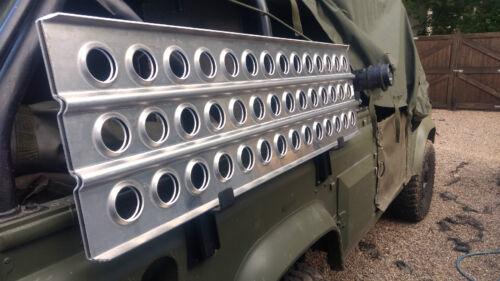 Land Rover Defender Wolf WMIK Sand Ladder Brackets Mountings