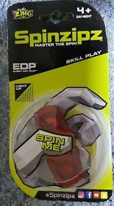 Zing-Spinzips-Light-Up-Fidget-Toy-Great-Christmas-Stocking-Filler-Uk-Seller