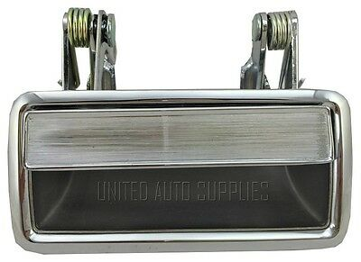 NEW CHROME Front RH Exterior Outside Door Handle for 73-89 Lincoln Models