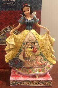 Walt Disney Snow White Showcase Collection Jim Shore Fairy Tale