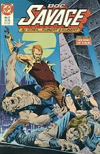 Doc Savage #2 (Dec 1987, DC)