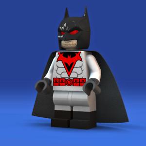 Buy 3 Get 1 Free Custom Lego Minifigure Earth 2 Batman Dc Ebay