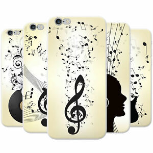 Music-Abundance-With-Notes-In-Mayhem-Hard-Case-Phone-Cover-for-Apple-Phones
