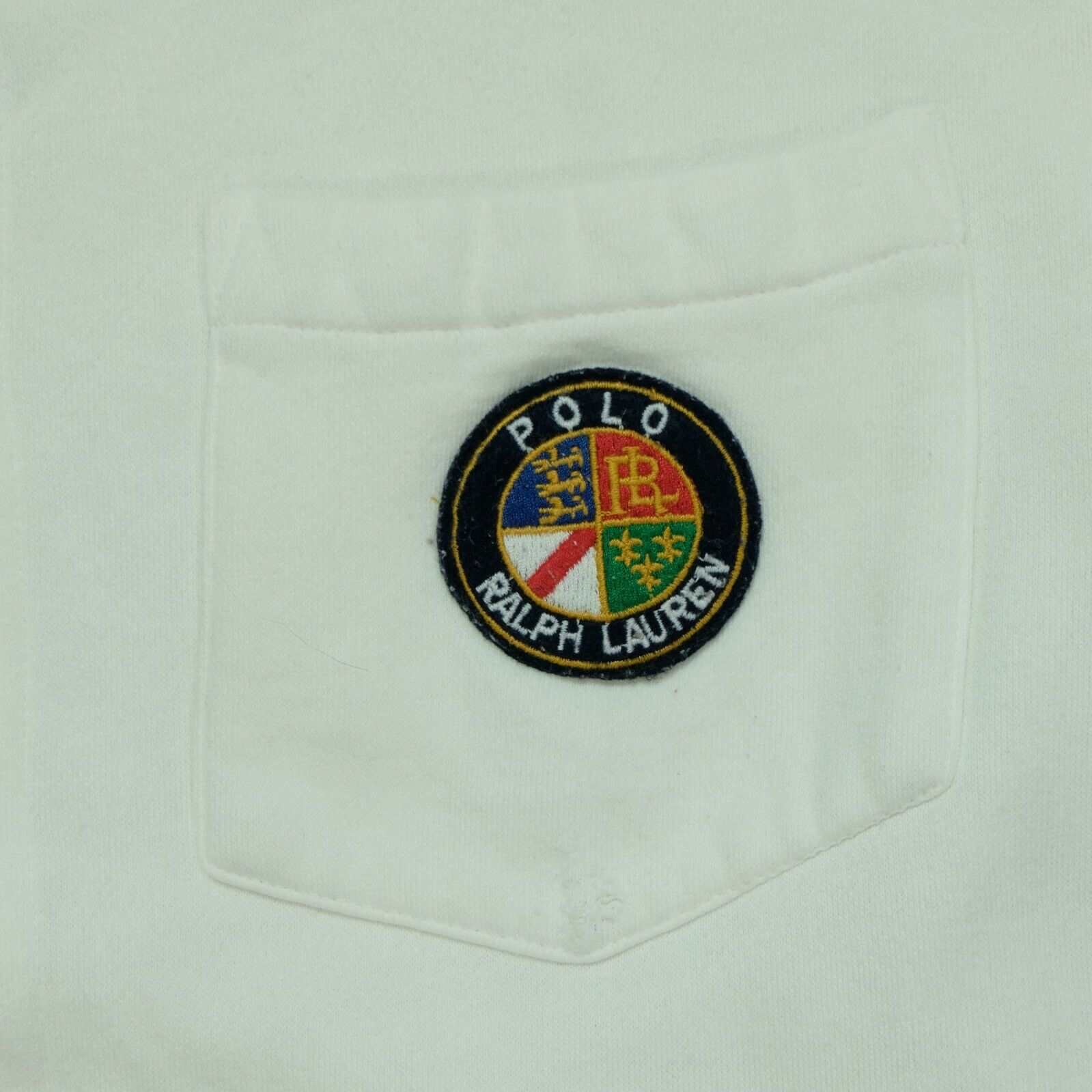 Rare VTG RALPH LAUREN Polo Spell Out Cookie Patch… - image 3